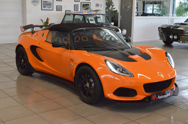 LOTUS ELISE CUP 250 METALLIC ORANGE