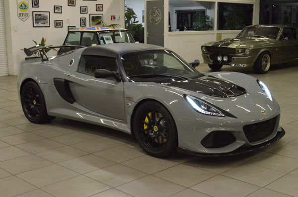 LOTUS EXIGE SPORT 410 VORTEX GREY
