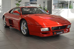 Ferrari 348 TB Carnet Factures ORIGINE FRANCE