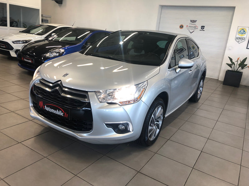 CITROEN DS4 2.0 HDI 135 SO CHIC