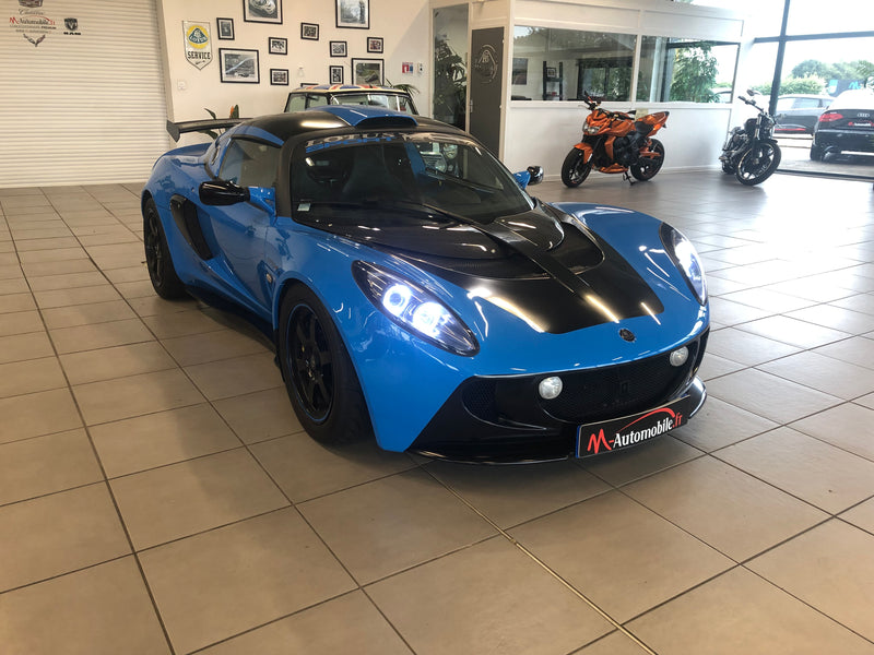 LOTUS EXIGE S 1.8 310CH PACK PERFORMANCE