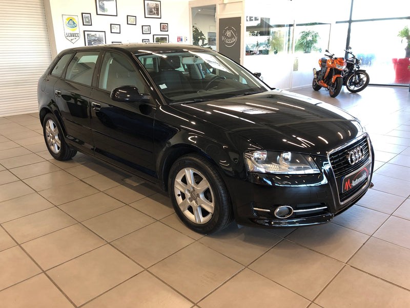 AUDI A3 SPORTBACK 1.6 TDI 105 ATTRACTION