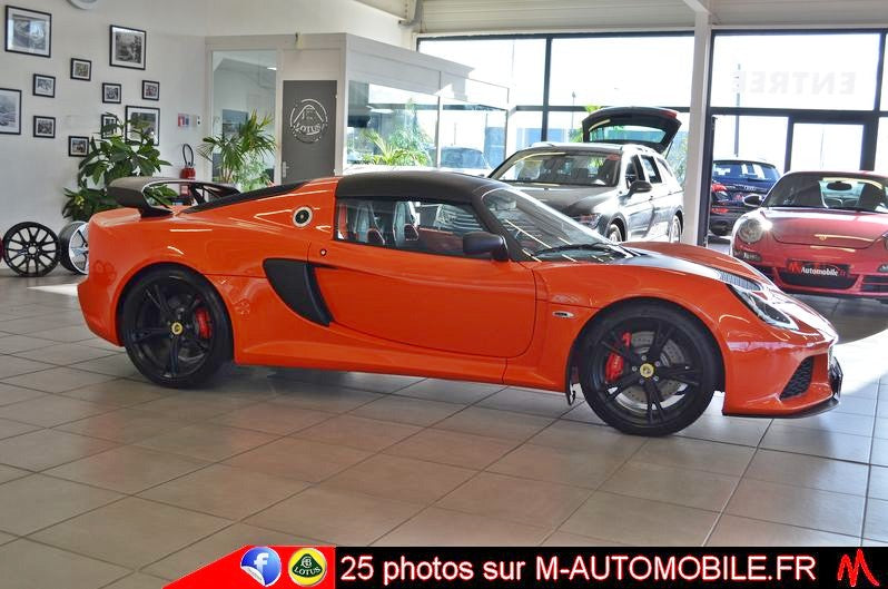 LOTUS EXIGE S V6 3.5 IPS CLUB RACER
