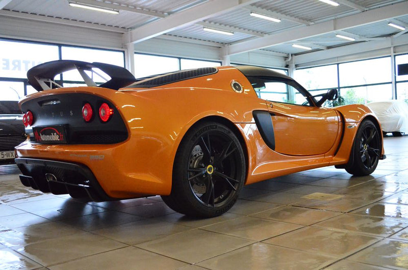 LOTUS EXIGE SPORT 350 BURNT ORANGE