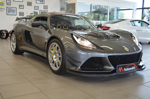 "LOTUS EXIGE SPORT 380 ""SUPERCARS KILLER"""
