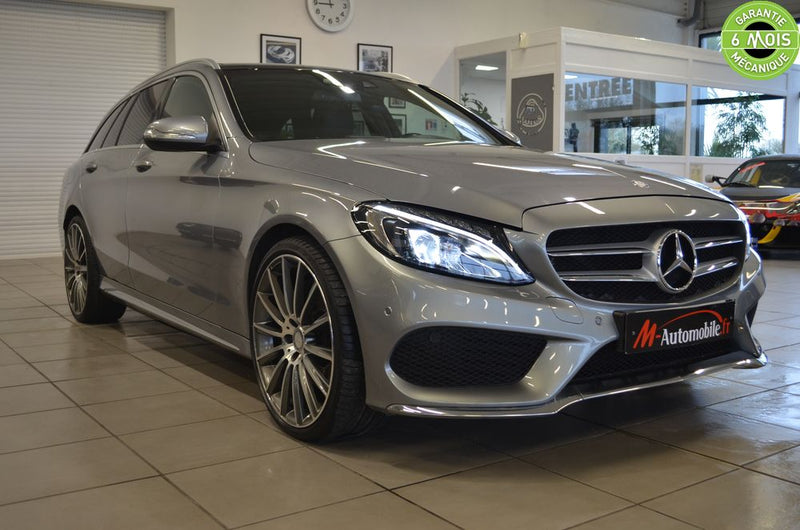MERCEDES CLASSE C250 SW FASCINATION PACK AMG 4MATIC