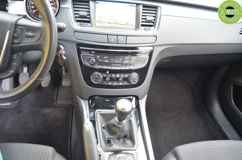 PEUGEOT 508 1.5 HDI 115 ACTIVE PREMIERE MAIN