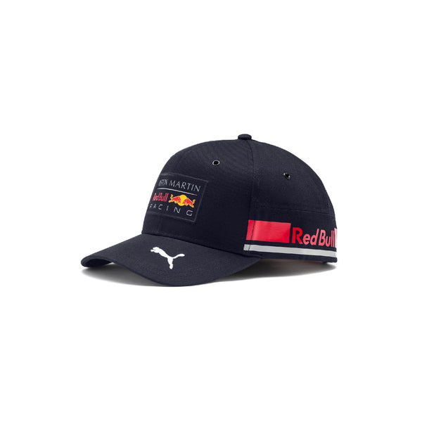 CASQUETTE RED BULL TEAM 2019 BLEUE