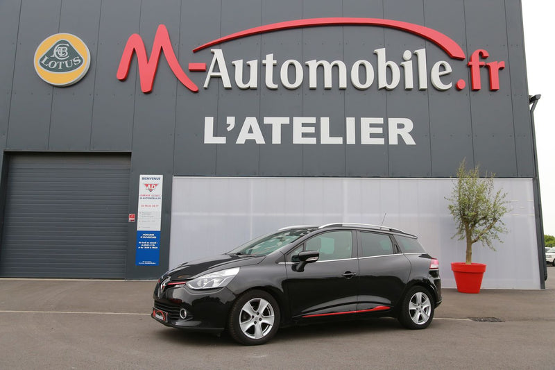 RENAULT CLIO IV ESTATE DCI 90 ENERGY BUSINESS