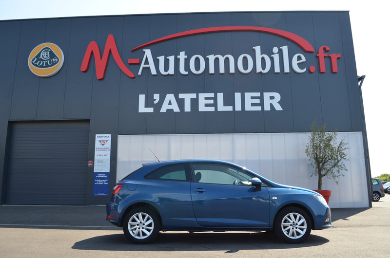 SEAT IBIZA SC 1.4 85CH REFERENCE