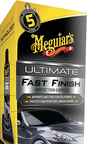 ULTIMATE FAST FINISH AEROSOL MEGUIAR'S