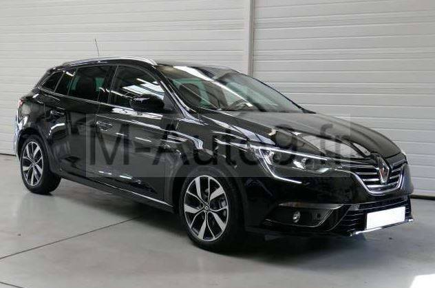 RENAULT MEGANE IV ESTATE dCi 130 ENERGY INTENS NEUF 10 KM