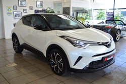 TOYOTA C-HR 1.2T 2WD GRAPHIC PACK PREMIUM PREMIERE MAIN