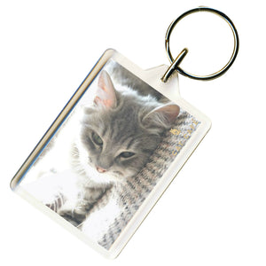 Cat Cafe Liverpool - Penelope Keyring