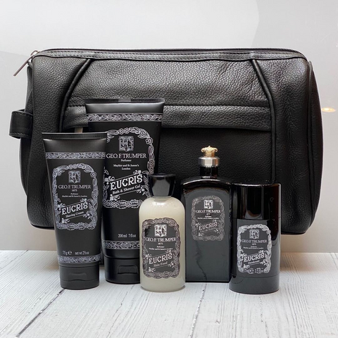 Geo F Trumper's Eucris Grooming Collection