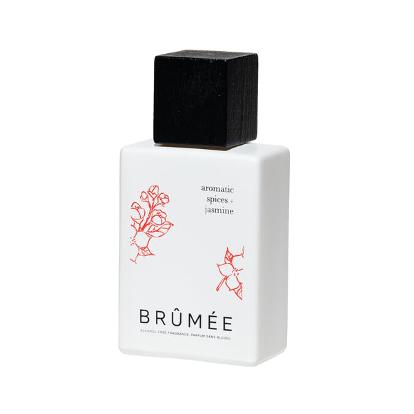 Aromatic Spices + Jasmine Alcohol Free Fragrance (50ml)