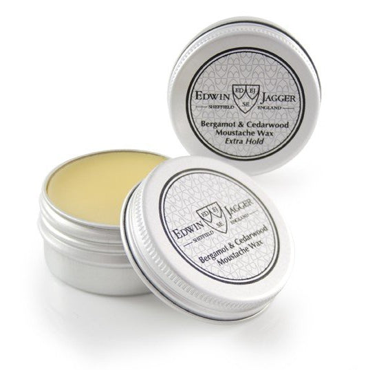 Moustache Wax Bergamot And Cedarwood (15ml)