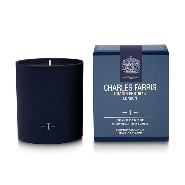 Grand Cascade Signature Candle - Charles Farris - Face & Co
