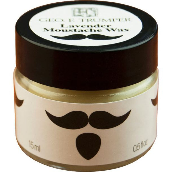 Lavender Moustache Wax (15ml)