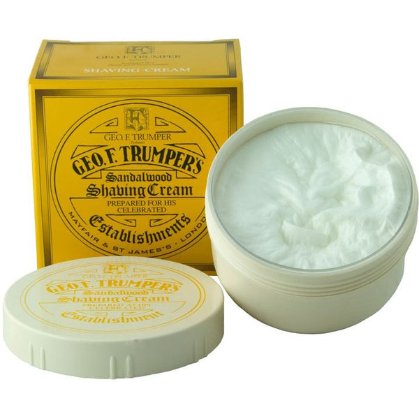 Sandalwood Shaving Cream Bowl (200g)