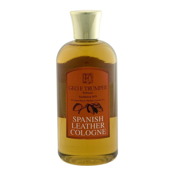 Spanish Leather Eau de Cologne (200ml, Splash)