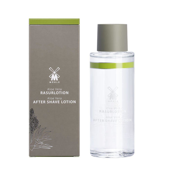 Aloe Vera Aftershave Lotion (125ml) - Mühle - Face & Co