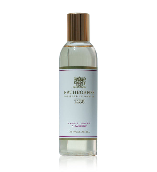 Cassis Leaves & Jasmine Reed Diffuser Refill Oil (200ml)