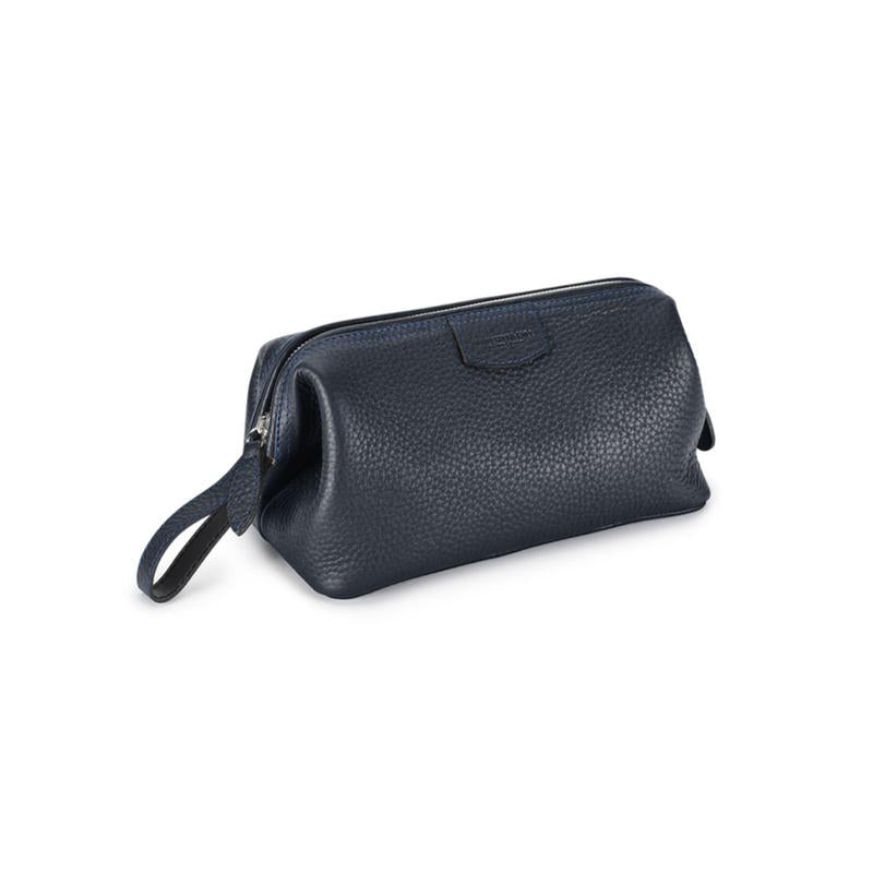 Blue Gentlemans Washbag