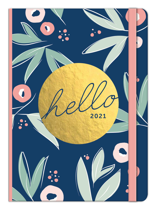 Busy B To Do Diary - Floral