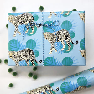 Animal print wrapping paper - various designs