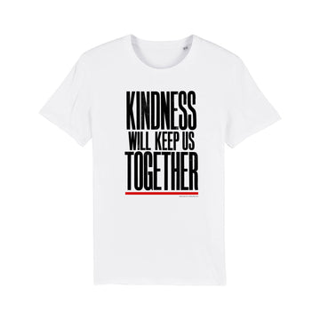 Adult unisex organic cotton T-shirt - Anthony Burrill
