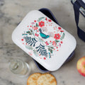 Bluebird bamboo lunch box