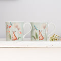 Hoppy days single china mug