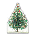 Christmas tree - pack of 10 Christmas cards with envelopes