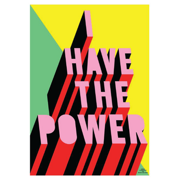 Morag Myerscough - Limited edition signed print