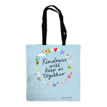 Organic cotton tote bag - Nina Cosford