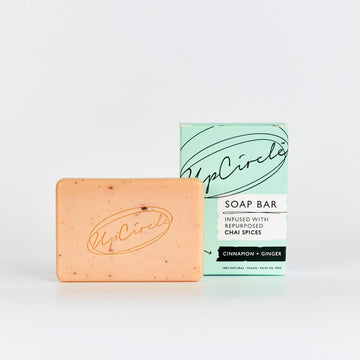Cinnamon & Ginger Chai Soap Bar