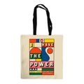 Organic cotton tote bag - Molly Bland
