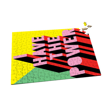 Jigsaw - Morag Myerscough