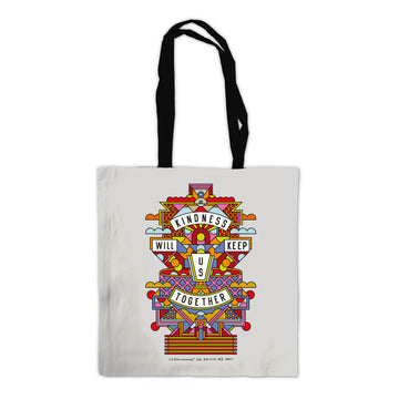 Organic cotton tote bag - Supermundane