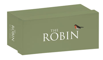 Robin set of 2 boxed mugs