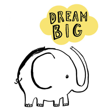 Dream Big Babygrow