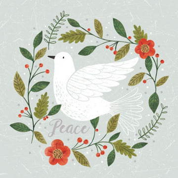 Dove Christmas Card