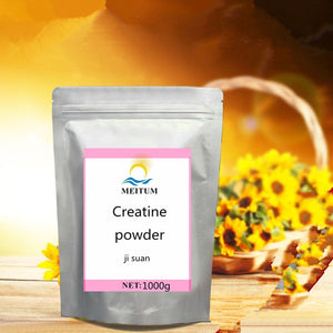 100g-1000g Pure food grade creatine powder, nutritional supplement, fortifier powder, fitness special purpose