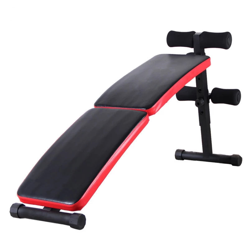 Bodybuilding equipment Abdominal muscles sit up bench Abdomen