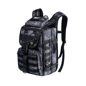 36L swordfish tactical bag multi-function assault backpack outdoor hunting bag camouflage military bag hiking camping backpack