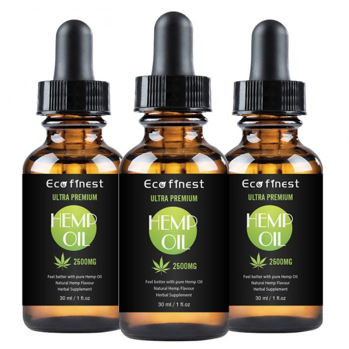 Bio-active Hemp Seeds Oil
