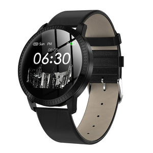 Smart Watch for heart rate and blood pressure