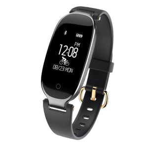 S3 Smart Watch Bluetooth Waterproof  Fashion Women Ladies Heart Rate Monitor Fitness Tracker Smartwatch for Android IOS
