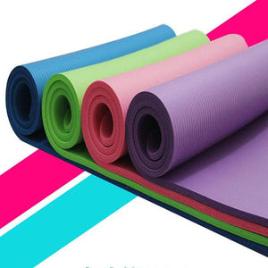 1.5cm Thickness Non-Slip Yoga Mat Sport Gym Soft Pilates Mats Foldable for Body Building Fitness Exercises Equipment